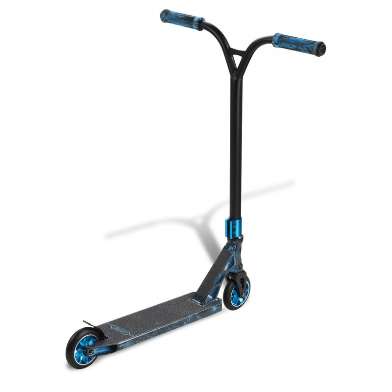 SLAMM URBAN VII WRAP STUNT SCOOTER BLUE