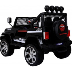 INFANT CAR MONSTER JEEP 4X4