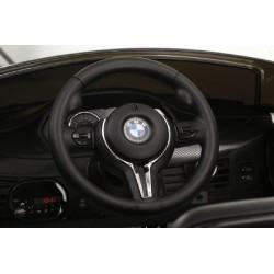ELECTRIC CAR CHILD BMW X6 BLUE