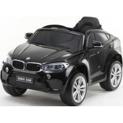 VOITURE ÉLECTRIQUE ENFANT BMW X6 BLEU
