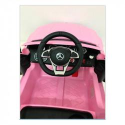 Carro Infantil 12v Mercedes C63