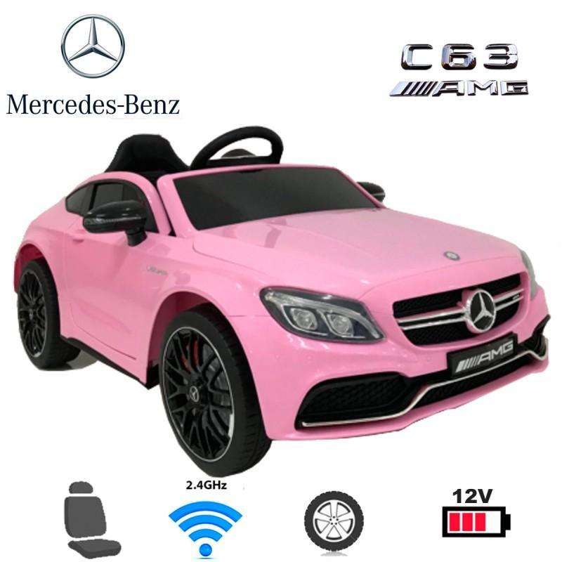 Coche Infantil 12v Mercedes C63