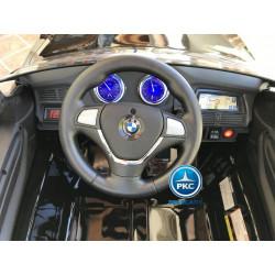 BÉBÉ de VOITURE BMW X6 ENFANT NOIR