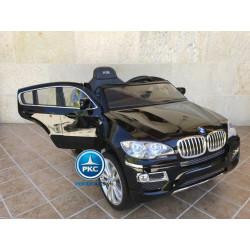 CARRO INFANTIL BMW X6 INFANTIL PRETO