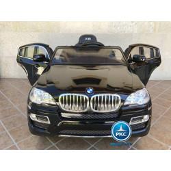 COCHE INFANTIL BMW X6 INFANTIL NEGRO