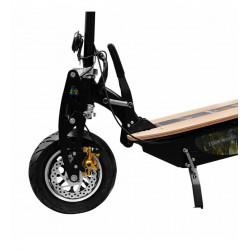 "Patinete eléctrico Stampida 2300W Brushless con rueda lisa 12"""