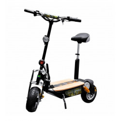 Scooter electric Stampida 2300W Brushless with smooth wheel 12""