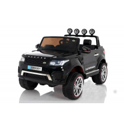 JEEP HAPPER STYLE MP4 WHITE 12V 2.4G