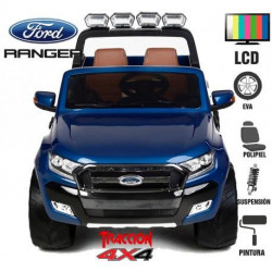 Ford Ranger Wildtrak 4x4 Orange