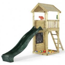 Torre Infantil con Tobogán...