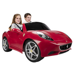 Infant car Ferrari...