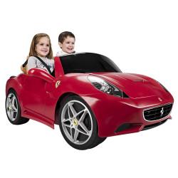 Carro infantil Ferrari...