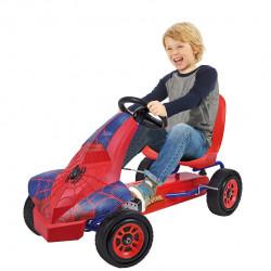 Kart pedals SpiderMan
