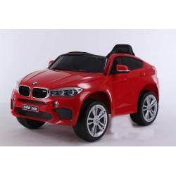 BMW X6 M ROJO