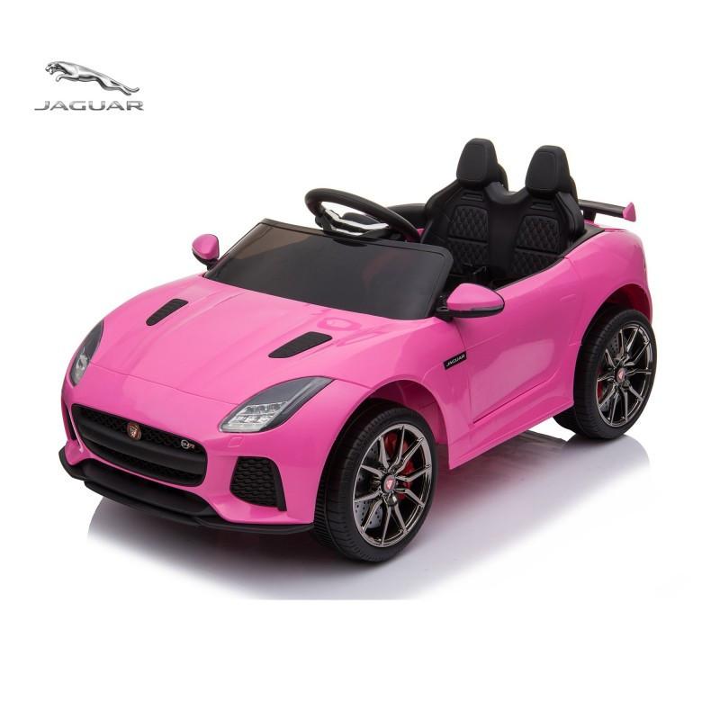 Carro infantil Jaguar F-TYPE