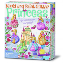 Molded and painted Princesses