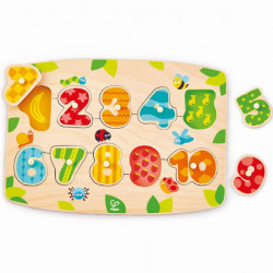 Wooden Puzzle nestable with...