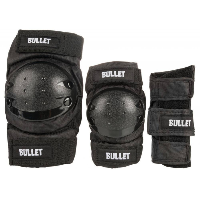 PROTECTIONS BLACK L JUNIOR ( 9 - 12 YEARS)