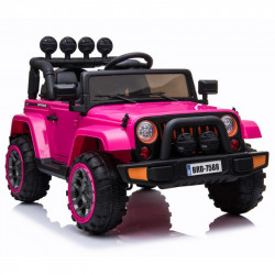Bébé voiture Jeep Montagne 12v