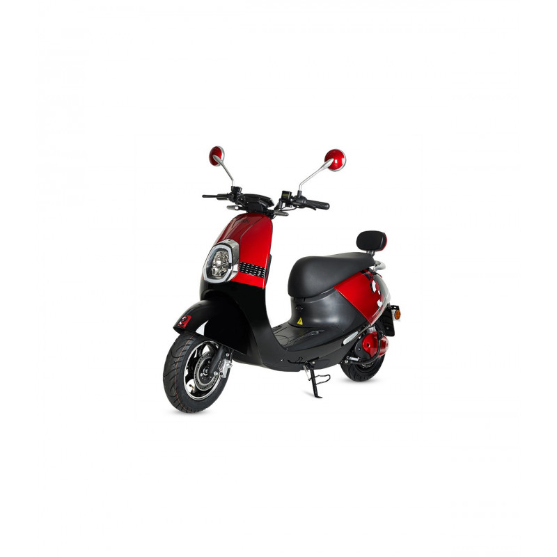 Scooter elétrico matriculable 800w - Moma-