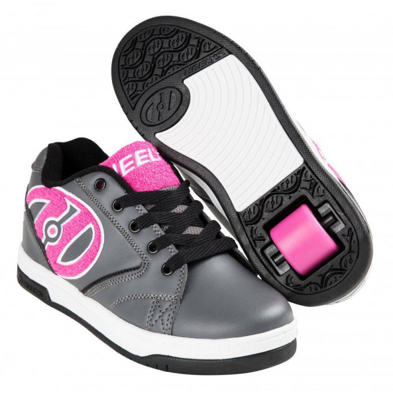HEELYS PROPEL TERRY ROSE/GRIS