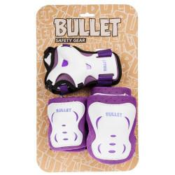 PACK DE PROTECTIONS POURPRE BULLET