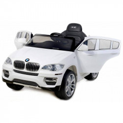 BMW X6 12V 2.4G BLANCO