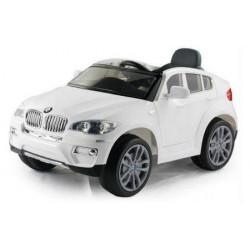 BMW X6 12V 2.4 G BLANC