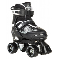 ROOKIE PRESS JUNIOR BLACK ( ADJUSTABLE )