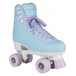 SKATES FOUR-WHEEL-BUBBLEGUM BLUE
