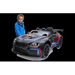 BÉBÉ de VOITURE BMW M6 GT3 12V