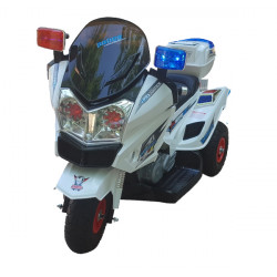 TRIMOTO ELECTRIC POLICE FOR...
