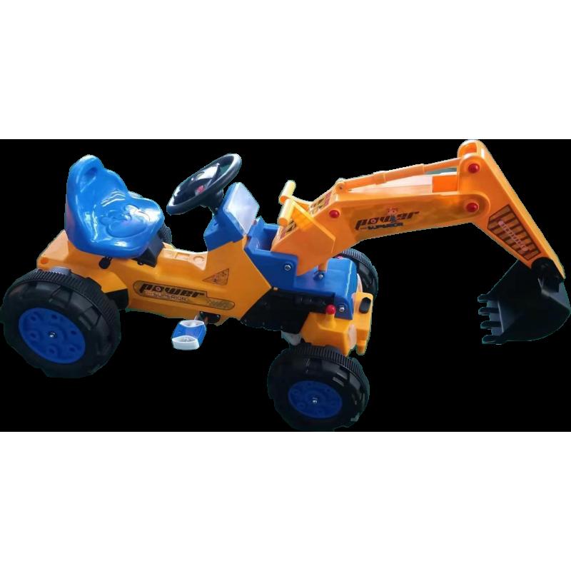 tractor infantil