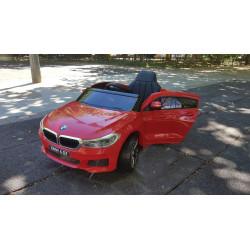 CARRO INFANTIL BMW 6 GT 12v...