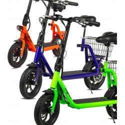 Scooter-Scooter électrique...