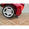 COCHE INFANTIL CON MANDO MERCEDES GLK-350 12V 2.4G