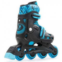 SFR SPIRIT PATIN IN-LINE EXTENSIBLE BLUE