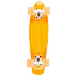 SKATE D Street Polyprop Neon Flash Cruiser Naranja
