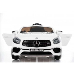 MERCEDES SL65 CON PANTALLA MP4
