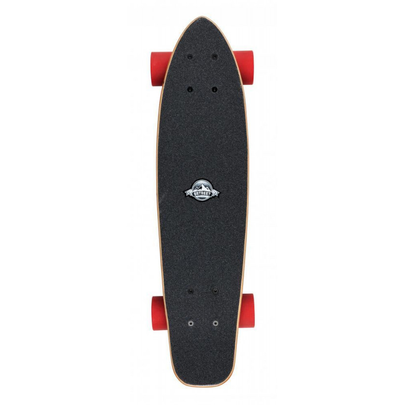 SHORTBOARD DSTREET CRUISER ROSE LIVE