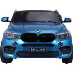 Coche infantil BMW X6 BIPLAZA 12 V - 2.4 G