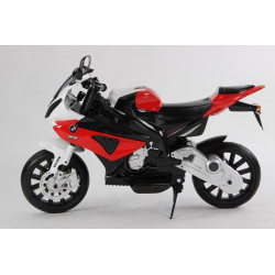 MOTO INFANTIL BMW 12V S/H SPEED S1000RR RED