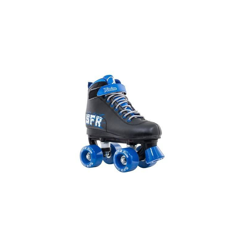 SKATES CLASSIC FOUR WHEELED INFANT VISION BLUE