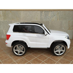 INFANT CAR WITH REMOTE CONTROL MERCEDES GLK-350 12V 2.4 G