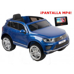 INFANT CAR VOLKSWAGEN TOUAREG MP4