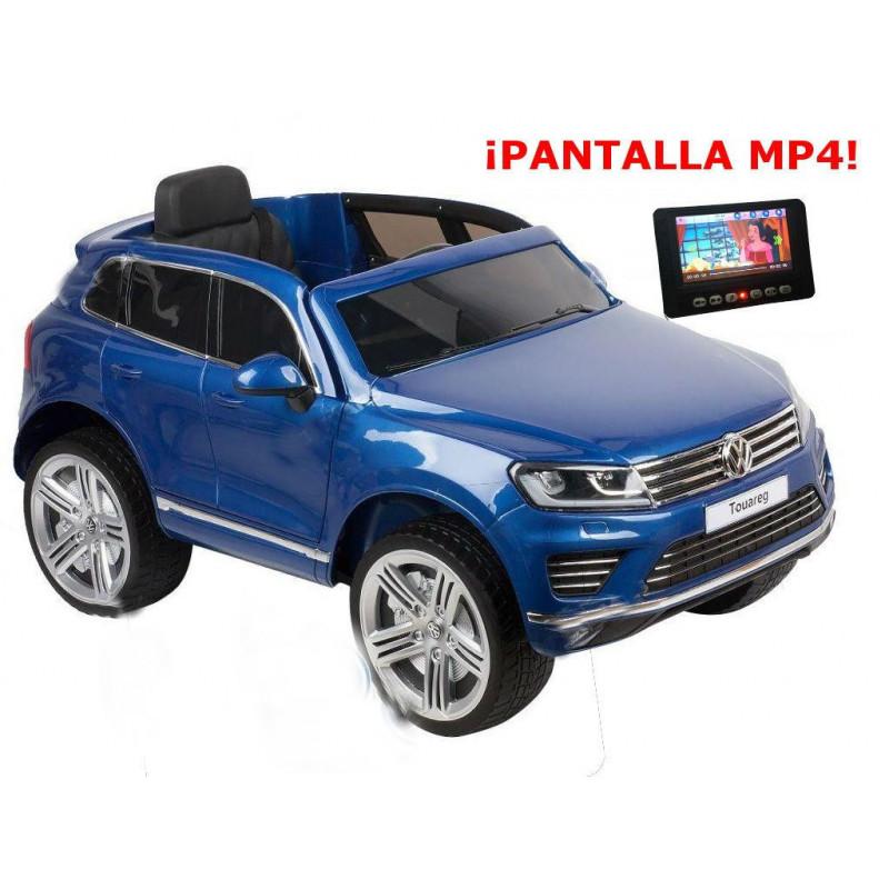 INFANT CAR VOLKSWAGEN TOUAREG MP4