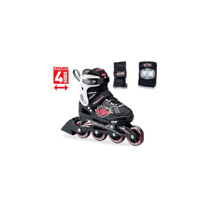 Patines Phaser Combo ( PACK CON PROTECCIONES)