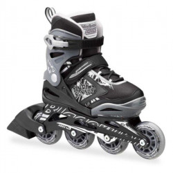 Patines Phoenix Color Negro/plata