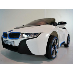 BMW I8 CON LICENCIA 12 V
