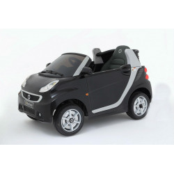 INFANT CAR WITH REMOTE CONTROL SMART FORTWO 12V